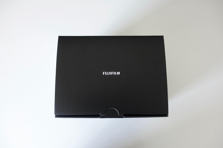 FUJIFILM X H1 外箱