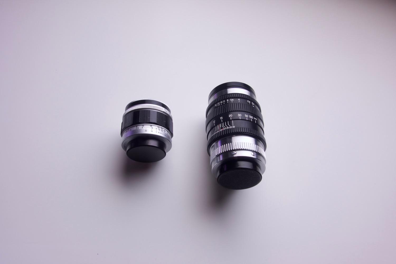 K F レンズアダプター3