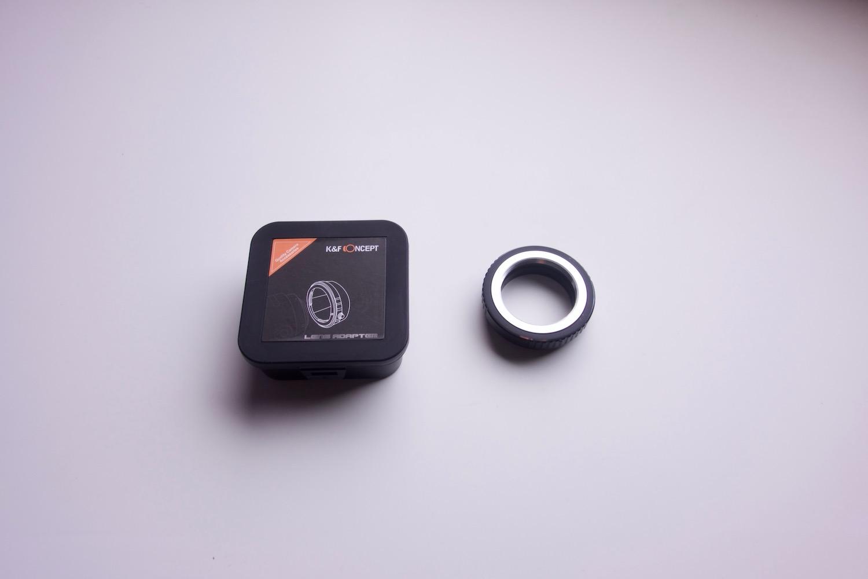 K F レンズアダプター2