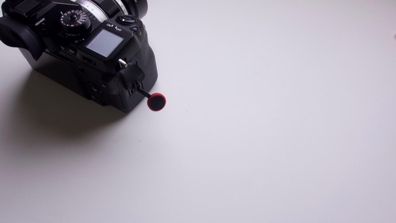 Peak Design Slide Lite アンカー取り付け